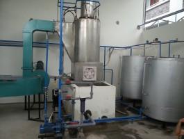 Hệ thống xử lý khói thải cyclon xoay tụ