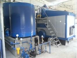 Hệ thống lò 3- 4T-h tiết kiệm năng lượng